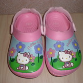 Кроксы Hello Kitty George р.25-26 (8)