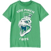 Футболка You Pinch I Bite, Crazy 8