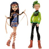 Monster High Клео и Дьюс бу йорк cleo duece boo york