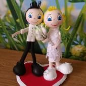 Свадебные композиции