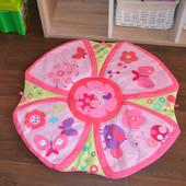 Продам коврик Bright starts розовый яркий недорого