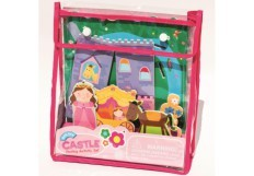 Распродажа - 3d сцена для ванной замок принцессы остров сокровищ от  meadow kids фото №1