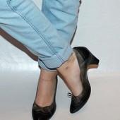 Туфли 39 р Janet D., Германия, кожа оригинал