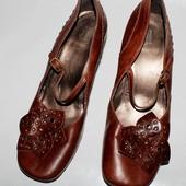 Туфли 35 р.Marks & Spencer,Англия, кожа полная, оригинал
