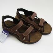 Мужские кожаные сандалии ТМ Inblu Инблу 39-46 размер в наличии