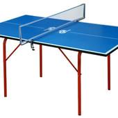 Теннисный стол, разные виды