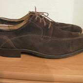 туфли фирменные Sioux Германия кожаные распродажа