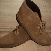 Ботинки Сlarks  рр  45