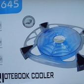 Подставка под ноутбук охлаждающая HH 645