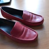 Кожаные туфельки Footglove