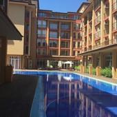 Квартира-апартаменты с басейном в Болгарии Несебр,Солнечный берег,сдаем.