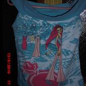 футболки для девочки дешево
