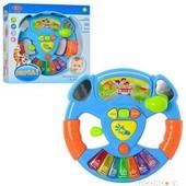 Музыкальный руль PlaySmart. Песенки, стихи, пианино !