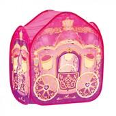 Игровая палатка Карета для принцессы Bino 82814