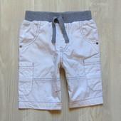 Шикарные белоснежные шорты для мальчика. Next. Размер 3-4 года. Состояние: новой вещи