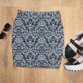 Крутая юбка Amisu в принт