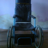Комнатная, инвалидная коляска!