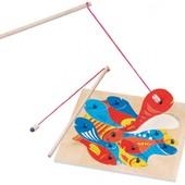 Магнитная игра-головоломка «Рыбалка», Bino Артикул: 82737