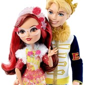 Розабелла Бьюти и Дэринг Чарминг ever after high daring charming rosabella beauty epic winter