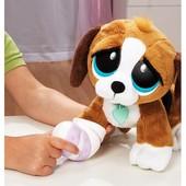 Интерактивний щенок, скулит, лает,  MGA