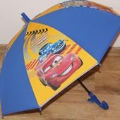 Красивейшие зонтики для мальчишек с тачками Маквин)