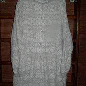 Пижама флисовая, размер XXL. рост до 180 см