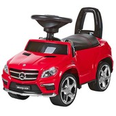 Каталка толокар Мерседес М 3185L Mercedes машинка детская свет