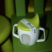 Чашка-поильник 200 мл Ikea (Европейское качество) Италия/Швеция