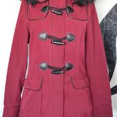 Пальто дафл new look 36/8