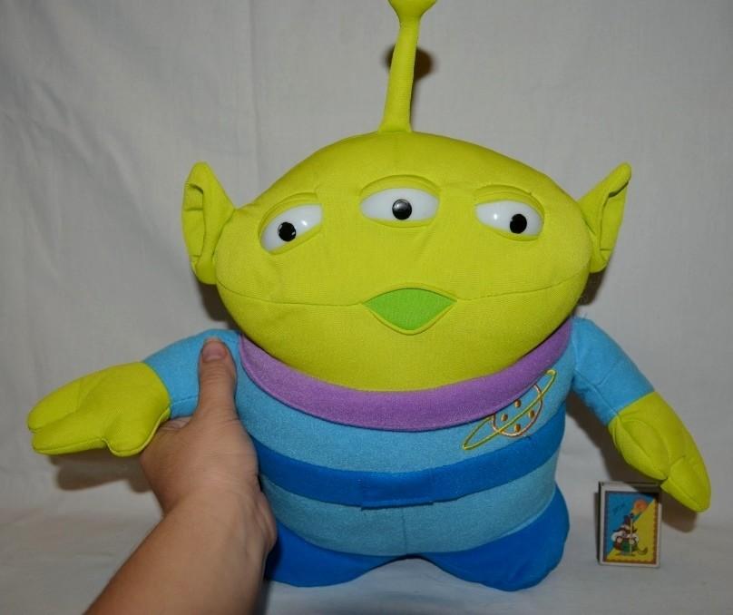 Большой пришелец инопланетянин история игрушек toy story disney pixar фото №1