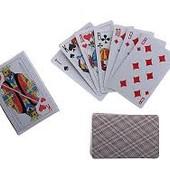 Гадаю на игральных картах!