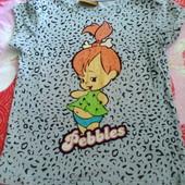 классные футболки в детский сад 2,5-5 лет