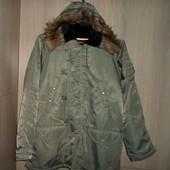 куртка курточка демисезонная размер L(наш-54)