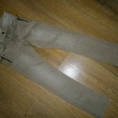 скини джинсы на рост 128 см