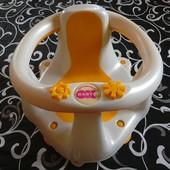 Детское сиденье для ванной Baby Ok Flipper