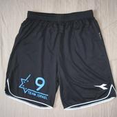 Diadora (S/M) спортивные шорты футбольные мужские Израиль