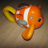 Игрушки для купания: поющая рыбка VTech