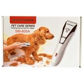 аккумуляторная машинка для стрижки собак