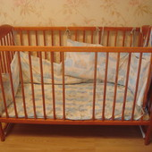 Кроватка детская(Drewex)