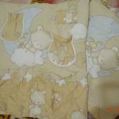 Набор постельного белья в кроватку Bepino