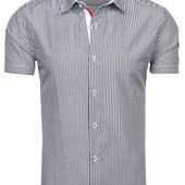 Стрейчевая рубашка
