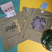 Стильные футболочки Итальнского бренда