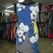 Очень красивое платье 52,60 разм.