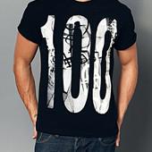 Мужская футболка Forever 21, размер S-M