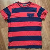 Мужская футболка Jack & Jones, оригинал, размер S-M