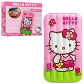 Матрас надувной детский Intex 48775 Hello Kitty (88х157х18 см)