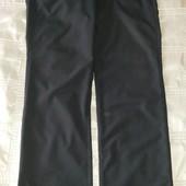 Стильные черные брюки р.48-50 (от 185 см)