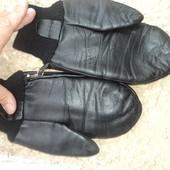 Фірмові кожание перчатки варежки і рукавиці .л-хл .