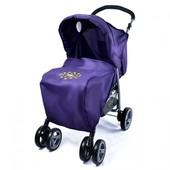Коляска прогулочная Baby Star ВТ-608, цвета в ассортименте