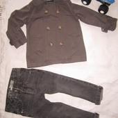 Плащик-пальто на модника Gap